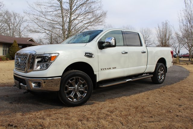 Pre Owned 2017 Nissan Titan Xd Sl 4d Crew Cab For Sale 359225a
