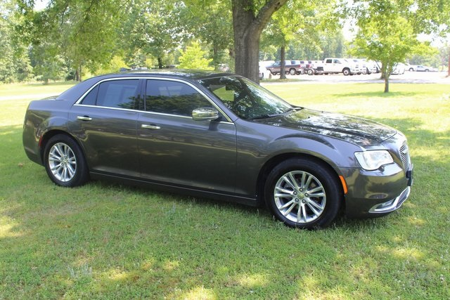 Pre-Owned 2015 Chrysler 300C Base