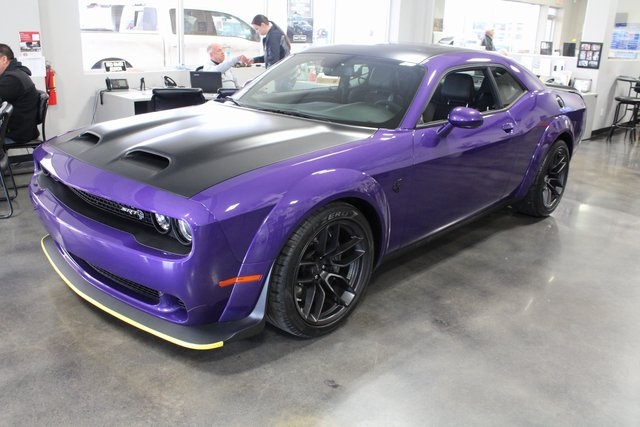 Dodge Hellcat For Sale >> New 2019 Dodge Challenger Srt Hellcat Coupe For Sale Kh513254 Red