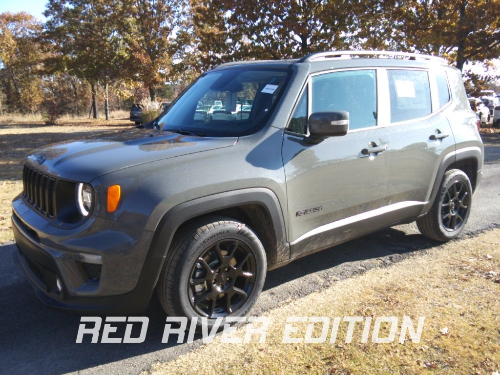 New 2020 JEEP Renegade Altitude