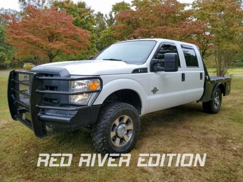 Pre-Owned 2015 Ford F-250SD XL