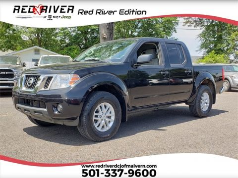 pre owned 2018 nissan frontier sv 4d crew cab for sale 168212b red river dodge chrysler jeep of malvern red river dodge chrysler jeep of malvern
