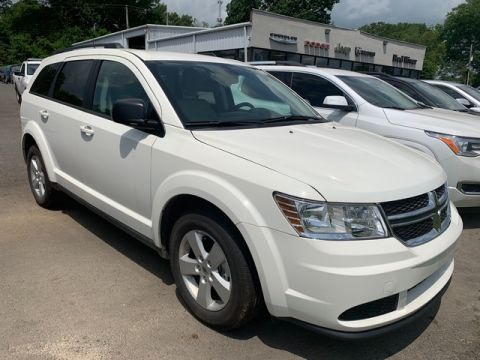 Pre-Owned 2018 Dodge Journey SE PLUS